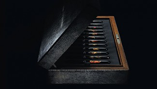 Dunhill-Namiki vintage barrel pens from 1930 are for collectors
