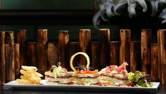 Most Expensive Club Sandwich in the World