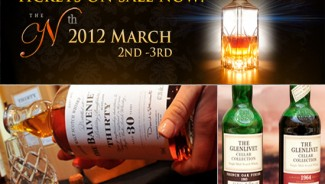 Wynn Encore Las Vegas offers Ultimate Whisky Experience with the world's finest whiskies