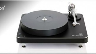 Clearaudio launches high-end Ovation turntable with chassis made of bulletproof-wood