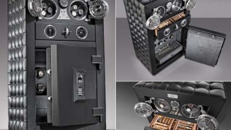 Doettling's world's safest luxury safe 'The Fortress' is certified for up to $1,000,000 in insurance coverage