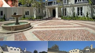F 1 heiress Tamara Ecclestone is paying $150K a month to rent home overlooking the Bel Air Country Club
