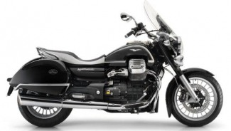 Moto Guzzi's 2014 California 1400 series bikes are the most advanced cruisers on the market