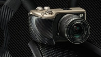Hasselblad Lunar series is ultimate luxurious camera set with personalization options