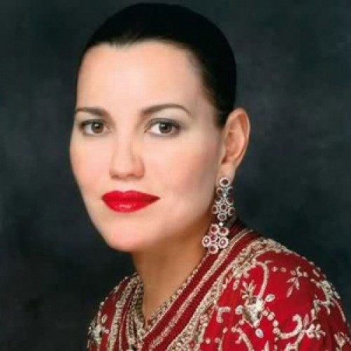 Princess Lalla Hasna of Morocco