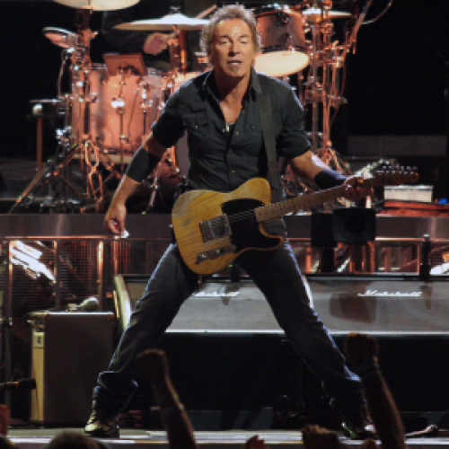 Bruce Springsteen Lifestyle on Richfiles