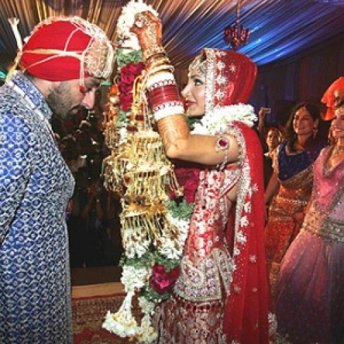 One of the most expensive weddings