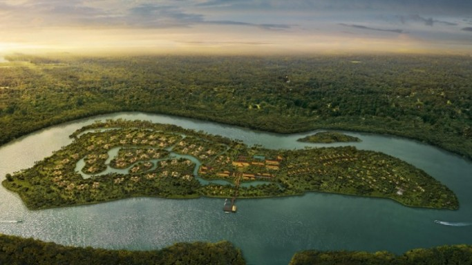Ozone Group to bring luxury island living in Goa, India
