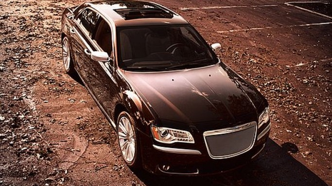 300 Luxury Series is the most luxurious Chrysler sedan ever