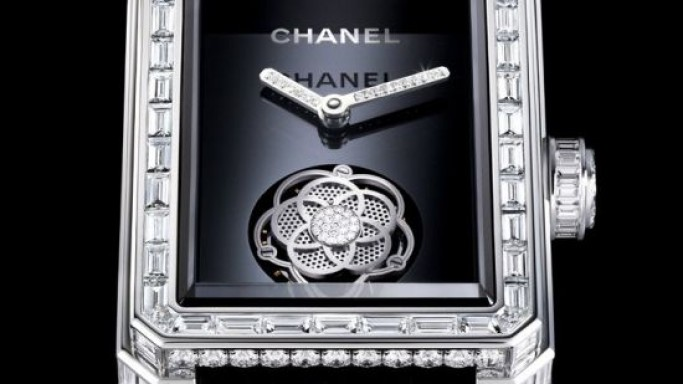 Chanel's Limited Edition Flying Tourbillon Watch for Women