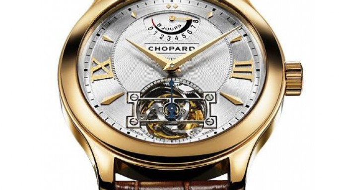 The Chopard L.U.C Tourbillon Dragon will have a total of 8 watches only