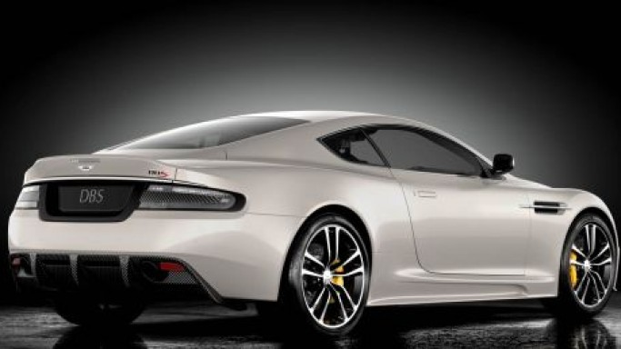 Aston Martin DBS Ultimate unveiled