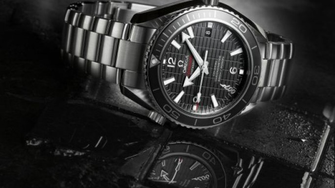 "Omega Seamaster ""Skyfall"" Limited Edition watch celebrates James Bond new movie"
