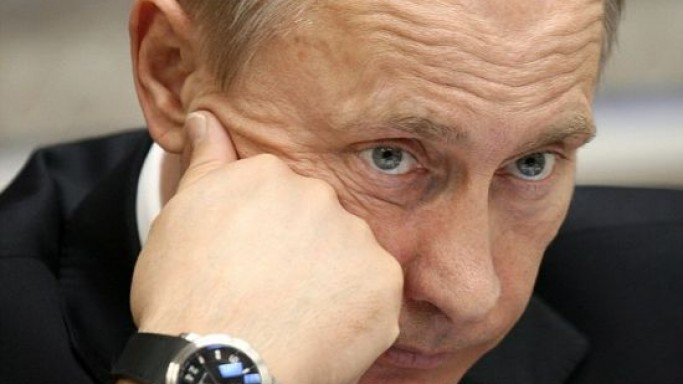 Luxury watch collection of Vladimir Putin