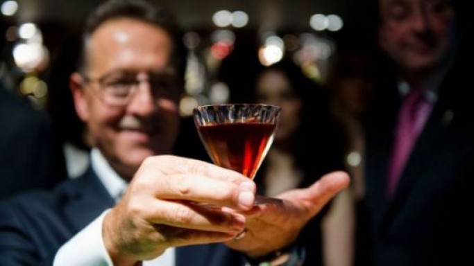 World's Most Expensive Cocktail By Salvatore Calabrese Costs $8,830 a Glass
