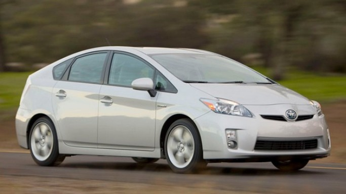 Emily loves to embark on long drives in her silver gray colored Toyota Prius.