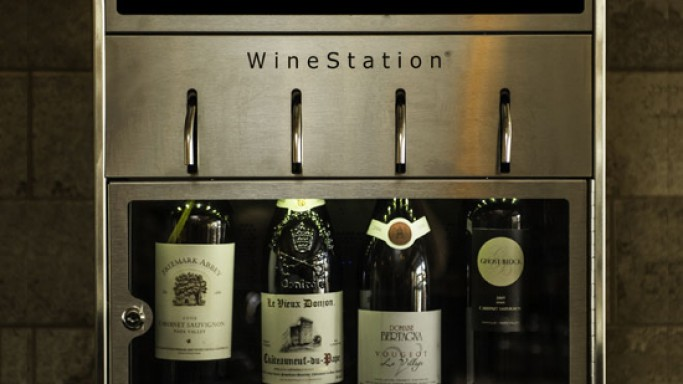 Dacor's Discovery WineStation for home lets you choose the right wine and just the right amount