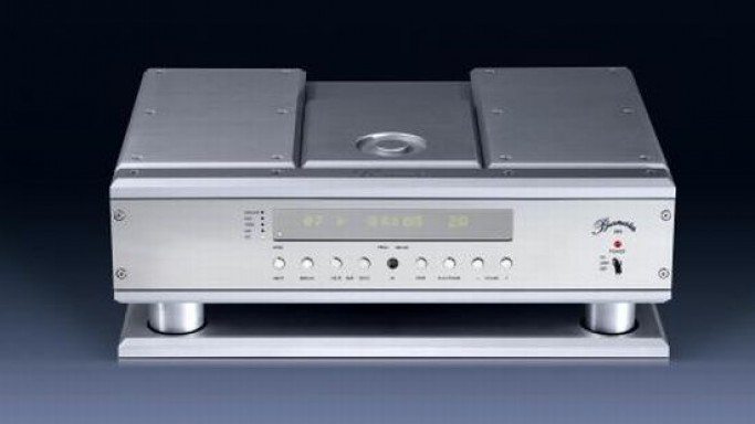 CES 2008 – Burmester's $50,000 Reference Line CD player