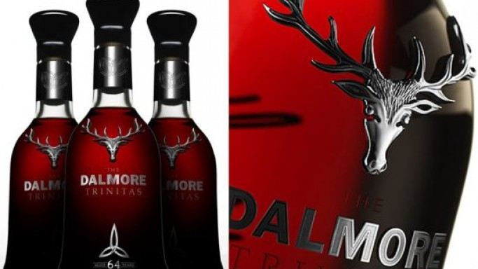 World's first whisky bottle to break the six-figure price barrier
