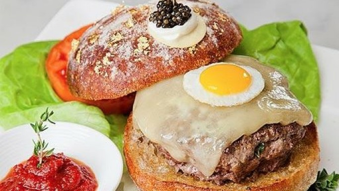 The Most Expensive Burger In The World $295