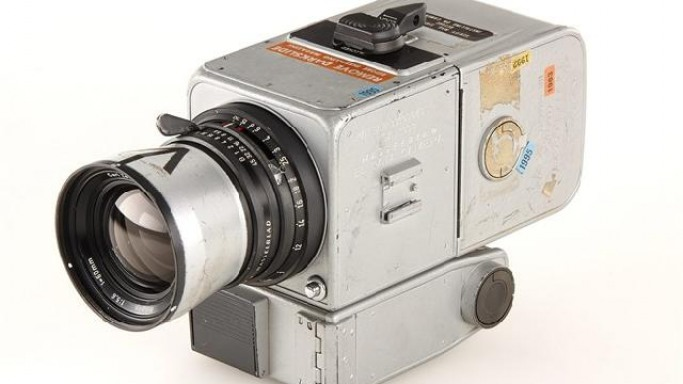 Camera which traveled to the moon fetches $758,489