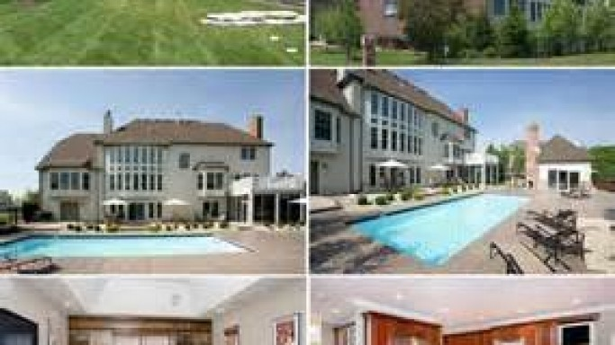 Randy Orton villa in Saint Charles