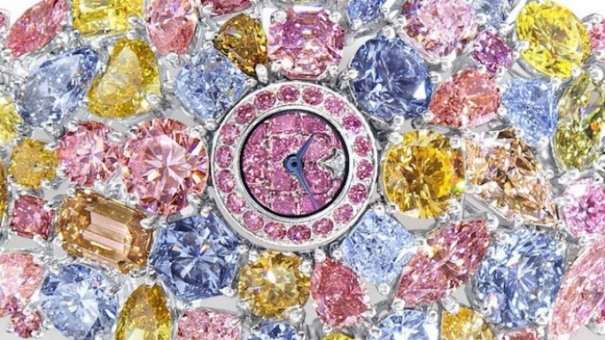 The most valuable watch ever designed by Graff Diamonds