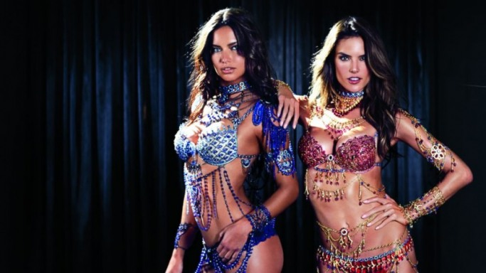 Top 10 Best Looks From The $2 Million Victoria's Secret Fashion Show 2014