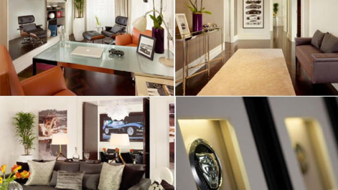 Taj Hotels teams up with Jaguar for a Jaguar-themed suite