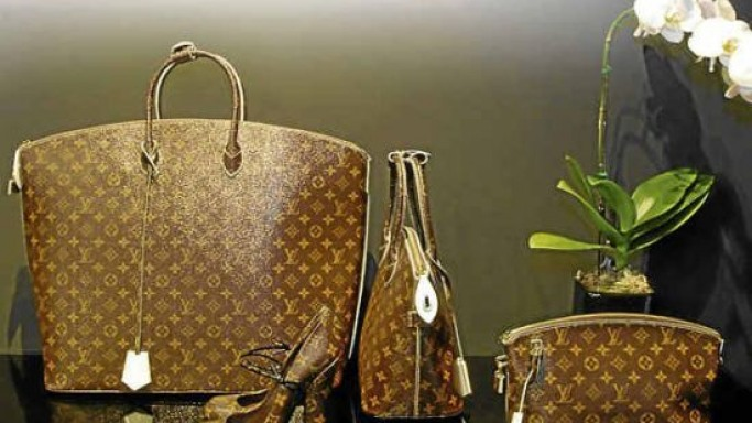 Louis Vuitton debuts Monogram fetish collection