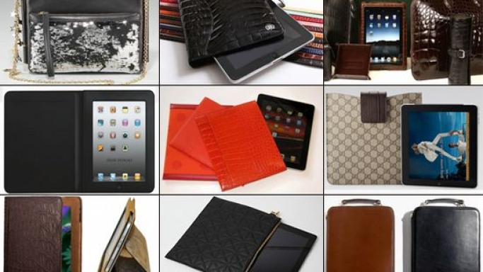 Top 10 leather iPad cases