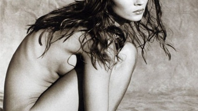 Kate Moss nude pic estimated to Sell at $28,000 at Bonhams Photographs Sale