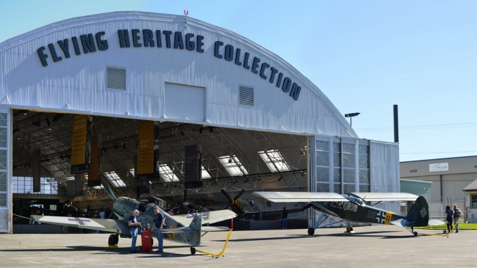 The Flying Heritage