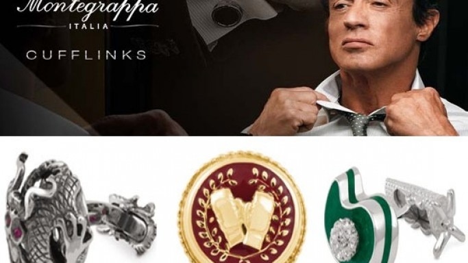 Montegrappa limited edition cufflinks for Christmas gift giving