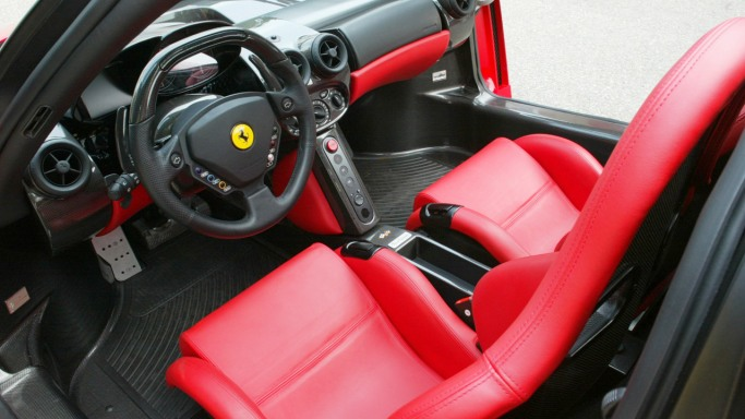 photo of Tommy Hilfiger Red Ferrari Enzo - car