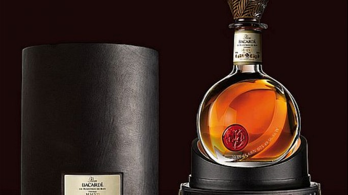 Bacardi 150th anniversary limited edition rum to sell for $2,000