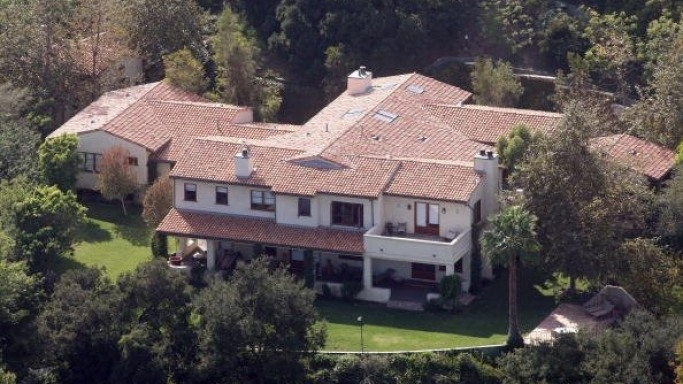 Julia Roberts house in Los Angeles, California, United States
