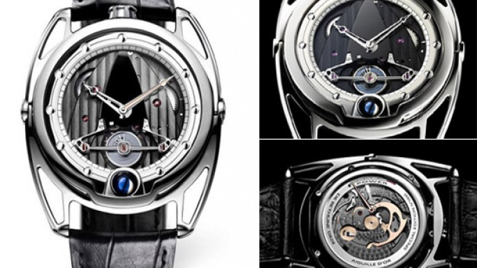 De Bethune DB28 Aiguille d'Or watch gets released as a limited edition series