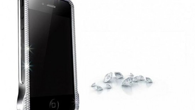 James Allen diamond studded iPhone case on the market for $20,000