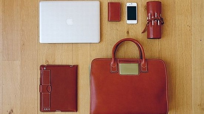 Vacchetta leather cases for your new iPad