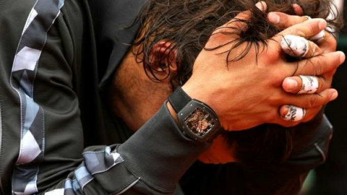 Richard Mille RM027 Rafael Nadal Watch is the world's lightest mechanical watch