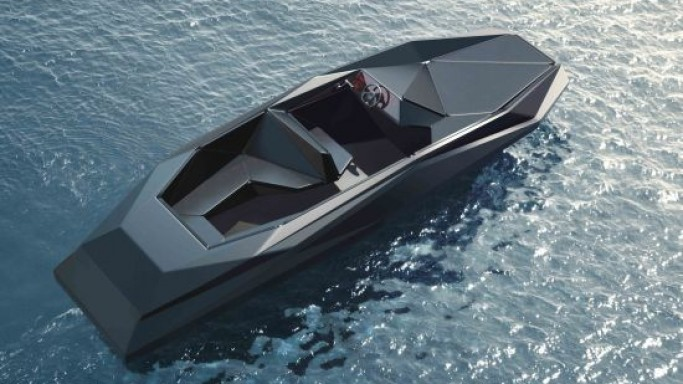 Zaha Hadid Limited Edition Z-Boat will sell for $457,000 a pop
