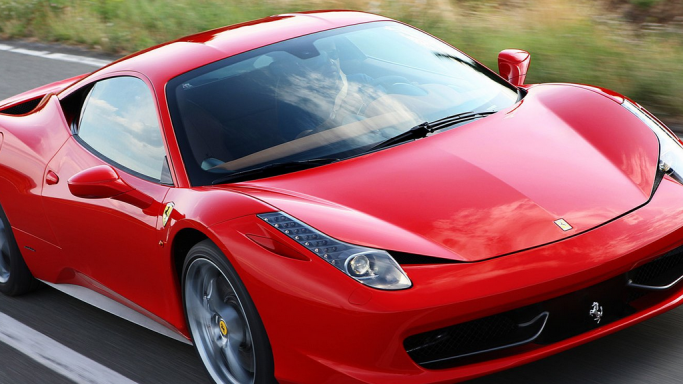 Ferrari 458 Italia - Bornrich , Price , Features,Luxury factor ...