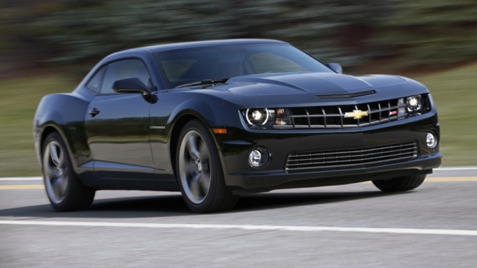 Chevrolet Camaro Ss Bornrich Price Featuresluxury Factor