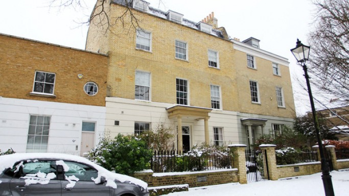 photo: house/residence of beautiful 12 million earning Highgate, London, UK-resident
