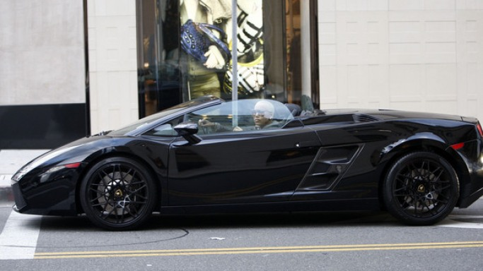 Gallardo Spyder car