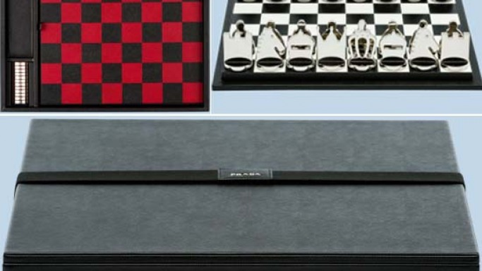 Prada Board Games for the Filthy Rich