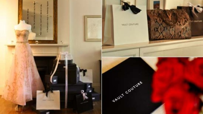 Vault Couture is the ultimate wardrobe-management solution to keep your couture in order