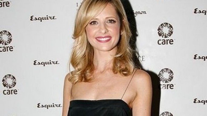 The American actress, Sarah Michelle Gellar, is the ambassador for CARE