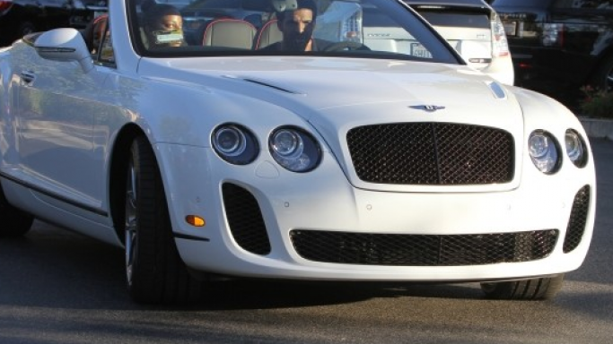 photo of Drake Bentley Continental GT - car
